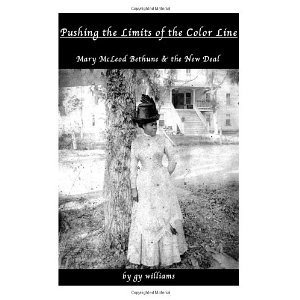 Pushing the Limits of the Color Line: Mary McLeod Bethune & the New Deal  by  G.Y. Williams