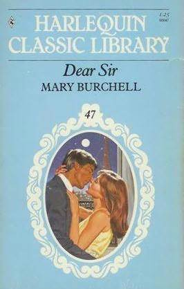 Dear Sir Mary Burchell