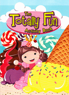 The Totally Fun Activity Book WS Pacific