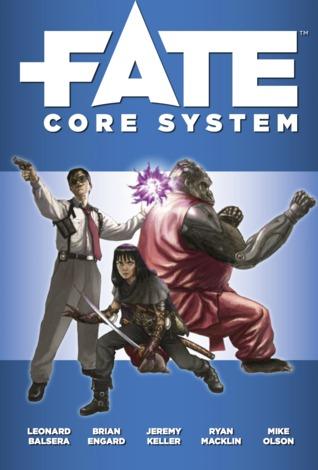 Fate Core System  by  Leonard Balsera