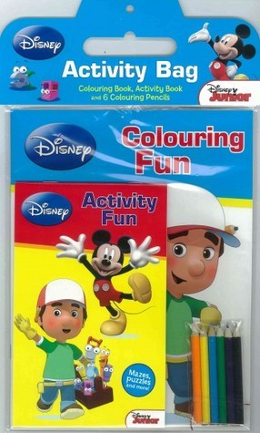 Disney Junior Activity Pack  by  WS Pacific