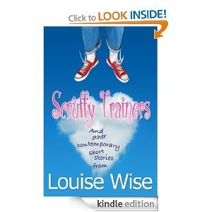 Scruffy Trainers Louise Wise