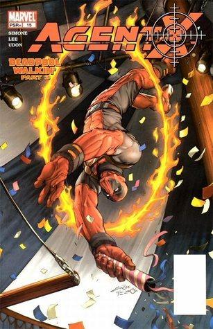 Agent X #15 Gail Simone