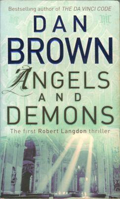 Angels and Demons  (Robert Langdon, #1)  by  Dan Brown