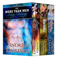 The More Than Men Sexy Trilogy (More Than Men, #1-2, 4)  by  Andrea Laurence