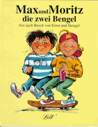 Max und Moritz, die zwei Bengel  by  Hansgeorg Stengel