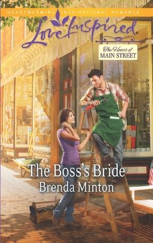 The Bosss Bride  by  Brenda Minton