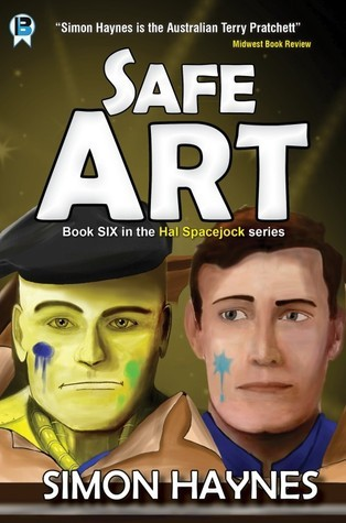 Hal Spacejock 6: Safe Art  by  Simon Haynes