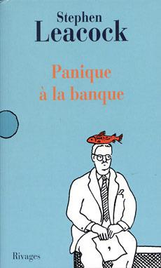 Panique à la banque  by  Stephen Leacock