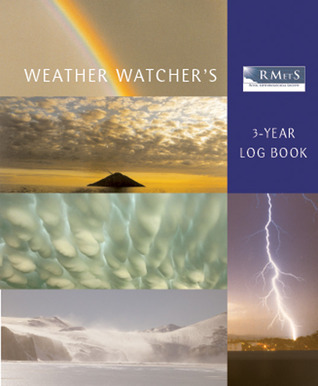 LOG BOOK:  The Royal Meteorological Society Weather Watchers 3-year Log Book NOT A BOOK