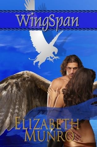 Wingspan (Taken on the Wing, #1)  by  Elizabeth Munro