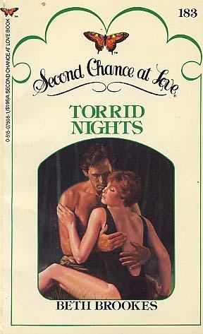 Torrid Nights Beth Brookes