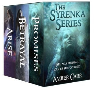 The Syrenka Series Box Set (Syrenka, #1-3)  by  Amber Garr