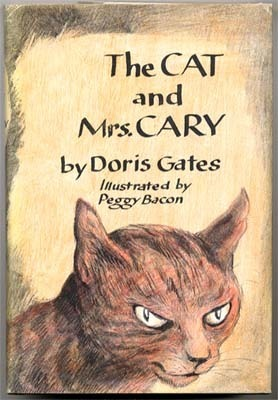 The Cat And Mrs. Cary Doris Gates
