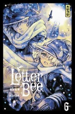 Letter Bee 6 (Letter Bee, #6)  by  Hiroyuki Asada