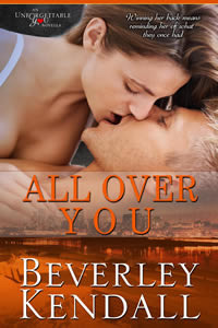 All Over You (Unforgettable You, #1.5)  by  Beverley Kendall