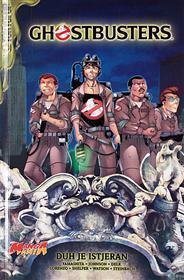 Ghostbusters - Duh je istjeran Nathan Johnson