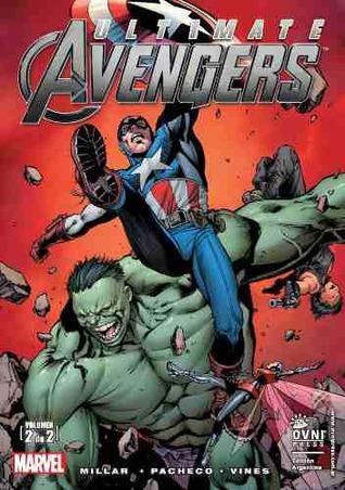 Ultimate Avengers #2 (Ultimate Comics: Avengers #1)  by  Mark Millar