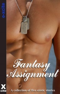 Fantasy Assignment: A Collection of Five Erotic Stories  by  Lucy Felthouse