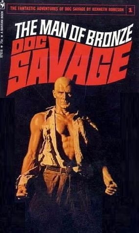 The Man of Bronze (Doc Savage #1)  by  Kenneth Robeson