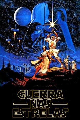 Guerra nas Estrelas  by  George Lucas