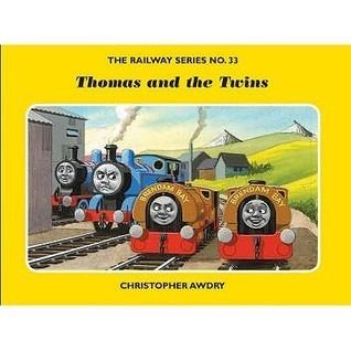 Thomas and the Twins (The Railway Series, #33)  by  Christopher Awdry