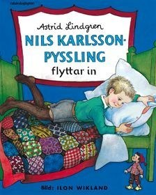 Nils Karlsson Pyssling Flyttar In Astrid Lindgren