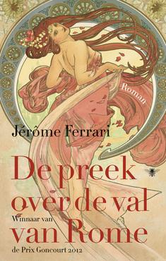 De preek over de val van Rome  by  Jérôme Ferrari