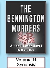 The Bennington Murders  by  Charlie  Horn