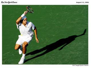 Federer as Religious Experience David Foster Wallace