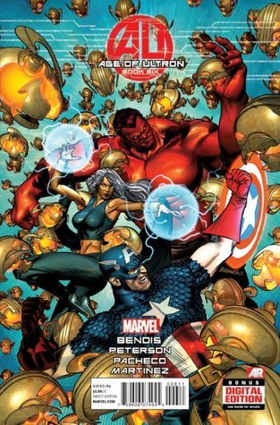Age of Ultron #6  by  Brian Michael Bendis