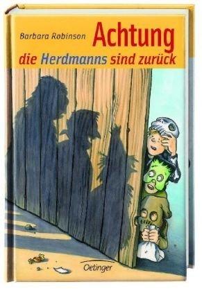 Achtung, Die Herdmanns Sind Zurück Barbara Robinson