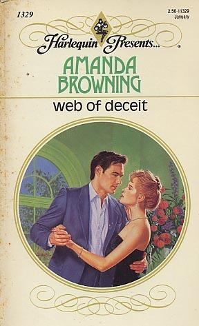 Web of Deceit Amanda Browning