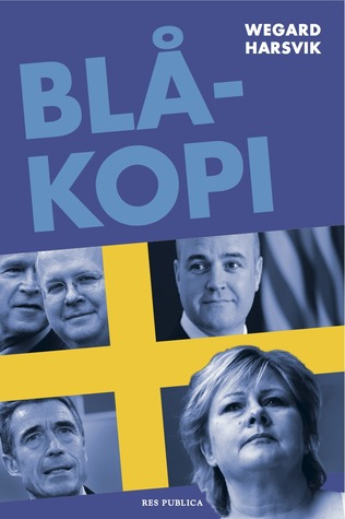Blåkopi  by  Wegard Harsvik