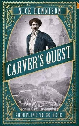 Carvers Quest  by  Nick Rennison