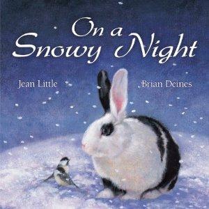 On a Snowy Night Jean Little