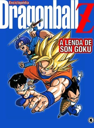 Enciclopédia Dragon Ball Z  by  Akira Toriyama