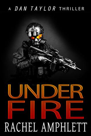 Under Fire Rachel Amphlett