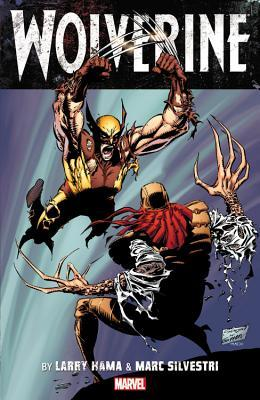 Wolverine  by  Larry Hama & Marc Silvestri - Volume 1 by Larry Hama