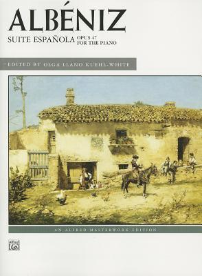 Suite Espanola, Opus 47  by  Isaac Alb Niz
