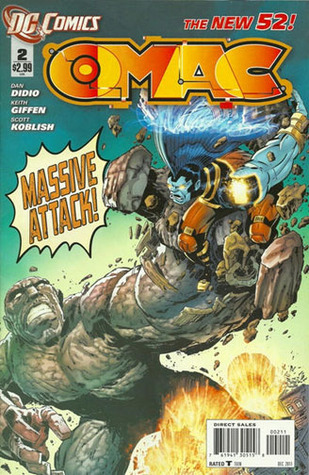OMAC #2 (Vol 4)  by  Keith Giffen