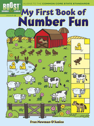 BOOST My First Book of Number Fun Fran Newman-DAmico