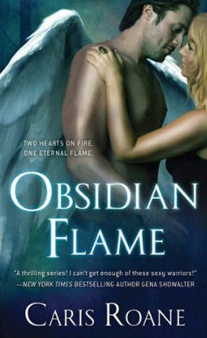 Obsidian Flame (The World of Ascension, #5) Caris Roane
