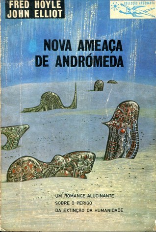 Nova ameaça de Andrómeda  by  Fred Hoyle