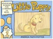 Little Puppy Andrea Faith Potter