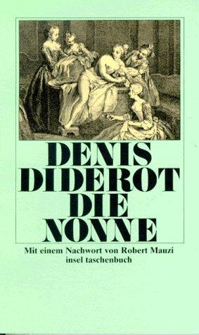 Die Nonne.  by  Denis Diderot