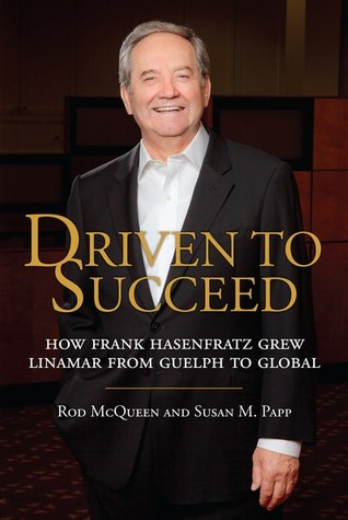 Driven to Succeed Rod McQueen