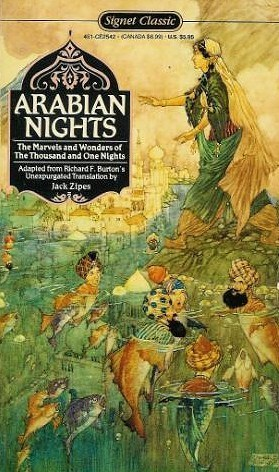 Arabian Nights: The Marvels and Wonders of The Thousand and One Nights Anonymous