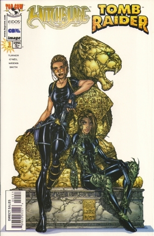Witchblade Tomb Raider Special #1  by  Michael Lane Turner