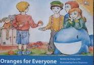 Oranges For Everyone  by  Daiga Zake